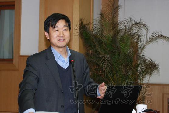 【中国佛学系列讲座】李四龙教授《五重玄义的解经学意义》